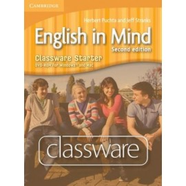 English in Mind Starter Second Edition Classware DVD-ROM