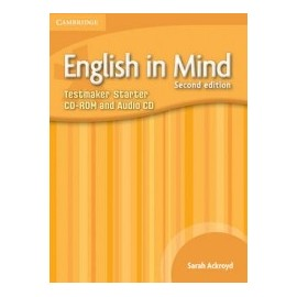 English in Mind Starter Second Edition Testmaker CD-ROM + Audio CD