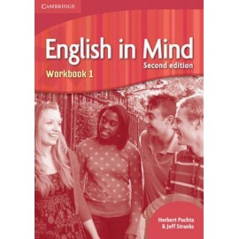 English in Mind 1 Second Edition Workbook
