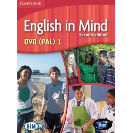 English in Mind 1 Second Edition DVD