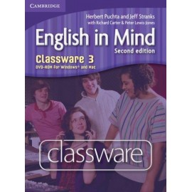 English in Mind 3 Classware DVD-ROM