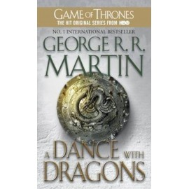 A Dance with Dragons (US edition)