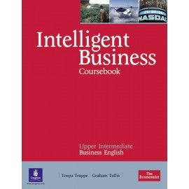 Intelligent Business Upper-Intermediate Coursebook + Audio CD