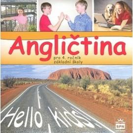 Hello Kids! angličtina pro 4. ročník základní školy - CD