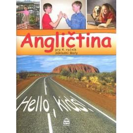 Hello Kids! angličtina pro 4. ročník základní školy - učebnice