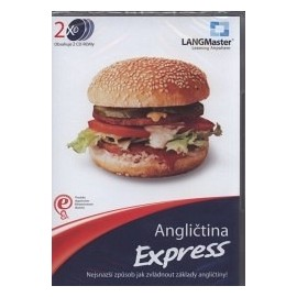 Langmaster Angličtina Express CD-ROM