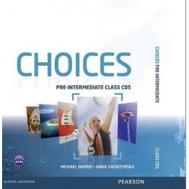 Choices Pre-Intermediate Class CDs