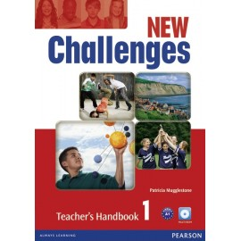 New Challenges 1 Teacher's Book + Multi-ROM