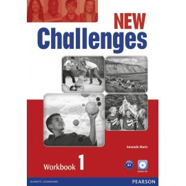 New Challenges 1 Workbook + Audio CD