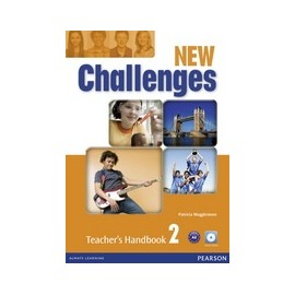 New Challenges 2 Teacher's Book + Multi-ROM