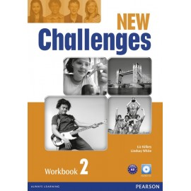 New Challenges 2 Workbook + Audio CD