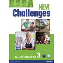 New Challenges 3 Teacher's Book + Multi-ROM