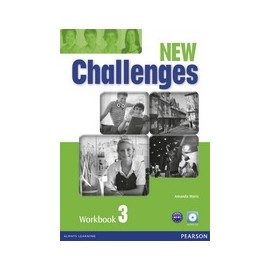 New Challenges 3 Workbook + Audio CD