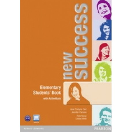 New Success Elementary Students' Book + Active Book DVD-ROM Pearson 9781408271506