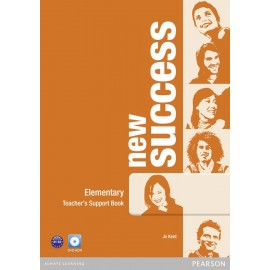 New Success Elementary Teacher's Book + DVD-ROM