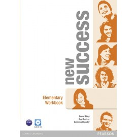 New Success Elementary Workbook + Audio CD