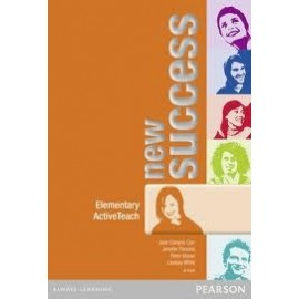 New Success Elementary Active Teach CD-ROM