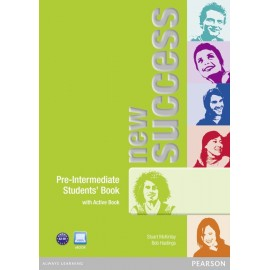 New Success Pre-Intermediate Students' Book + Active Book DVD-ROM