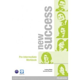New Success Pre-Intermediate Workbook + Audio CD