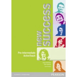 New Success Pre-Intermediate Active Teach CD-ROM