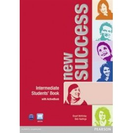 New Success Intermediate Student's Book + Active Book DVD-ROM