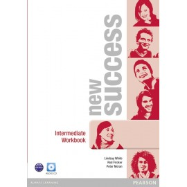 New Success Intermediate Workbook + Audio CD