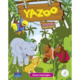 Yazoo Global Starter Pupil's Book + Audio CDs