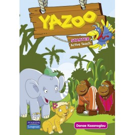 Yazoo Global Starter Active Teach CD-ROM (Interactive Whiteboard Software)