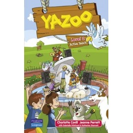 Yazoo Global Level 2 Active Teach CD-ROM (Interactive Whiteboard Software)