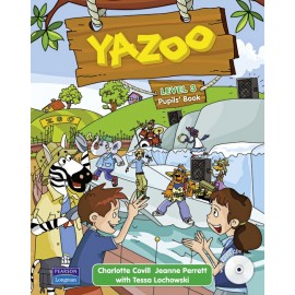 Yazoo Global Level 3 Pupil's Book + Audio CDs