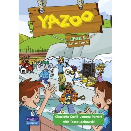 Yazoo Global Level 3 Active Teach CD-ROM (Interactive Whiteboard Software)