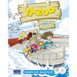 Yazoo Global Level 4 Pupil's Book + Audio CDs