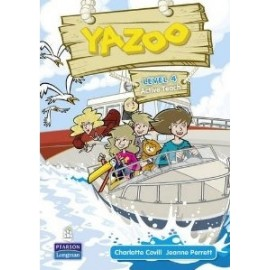 Yazoo Global Level 4 Active Teach CD-ROM (Interactive Whiteboard Software)