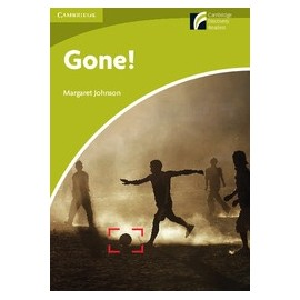 Cambridge Discovery Readers: Gone! + Online resources