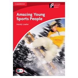 Cambridge Discovery Readers: Amazing Young Sports People + Online resources