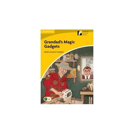 Cambridge Discovery Readers: Grandad's Magic Gadgets + Online resources Cambridge 9788483235225