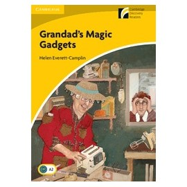 Cambridge Discovery Readers: Grandad's Magic Gadgets + Online resources