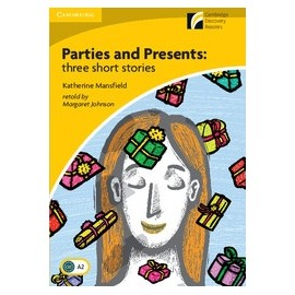 Cambridge Discovery Readers: Parties and Presents + Online resources