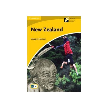 Cambridge Discovery Readers: New Zealand + Online resources