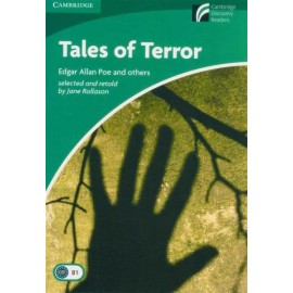 Cambridge Discovery Readers: Tales of Terror + Online resources