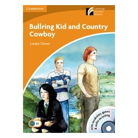 Cambridge Discovery Readers: Bullring Kid and Country Cowboy + CD-ROM and Audio CD
