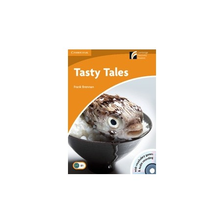 Cambridge Discovery Readers: Tasty Tales + CD-ROM and Audio CD Cambridge University Press 9788483235454