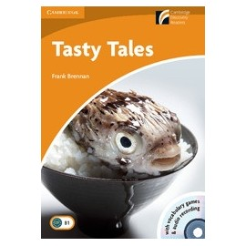 Cambridge Discovery Readers: Tasty Tales + CD-ROM and Audio CD