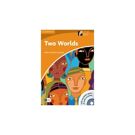 Cambridge Discovery Readers: Two Worlds + CD-ROM and Audio CD Cambridge University Press 9788483235638