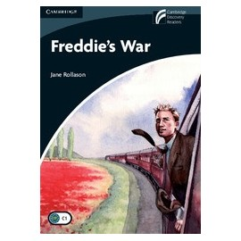 Cambridge Discovery Readers: Freddie's War + Online resources