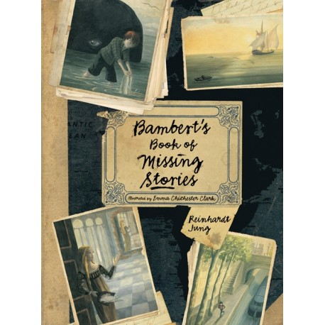 Bambert's Book of Missing Stories Egmont 9781405254359