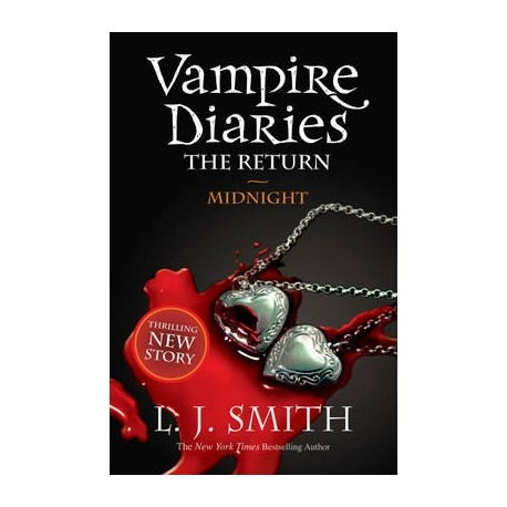 The Vampire Diaries 7: Midnight Hodder & Stoughton 9781444900651