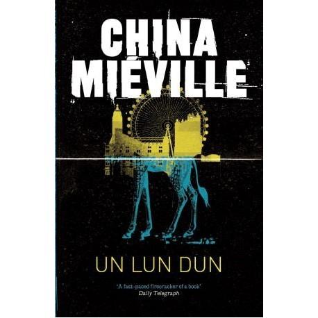 Un Lun Dun Pan Books 9780330536684