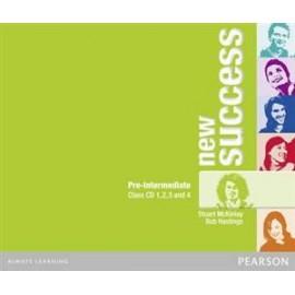 New Success Pre-Intermediate Class CDs