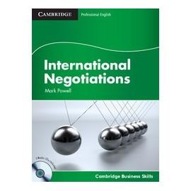 International Negotiations Student's Book + Audio CDs
